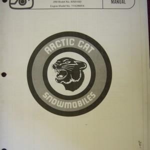1973 Formula II Parts Manual