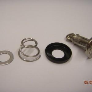 Hood Screw Kit, 1:4 Turn