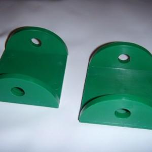 Ski Saddle Slide (Green)
